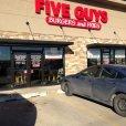 Five Guys Burgers - Moore